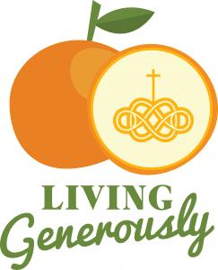 living generously orange