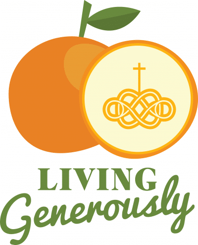 living generously orange