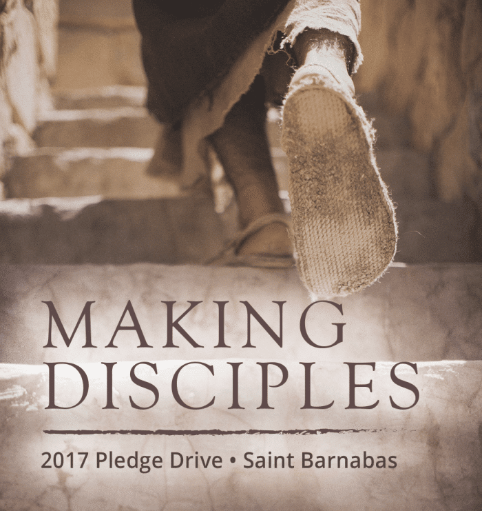 making-disciples